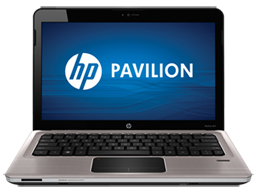 HP Pavilion dv3-4122tx Entertainment Notebook PC