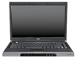HP Pavilion dv1000t CTO Notebook PC
