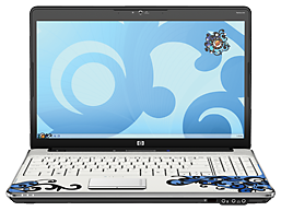 HP Pavilion dv6-1299eo Artist Edition Entertainment Notebook PC