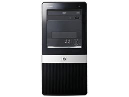 HP Compaq dx2400 Base Model Microtower PC