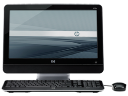 HP Pro All-in-One MS219la Business PC