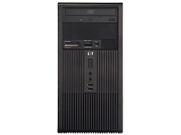 HP Compaq dx2300 Microtower PC