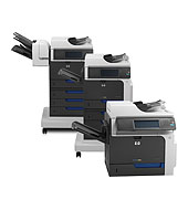 HP Color LaserJet Enterprise CM4540 MFP series - Laser Multifunction Printers