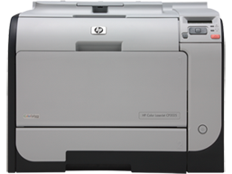 HP Color LaserJet CP2025 Printer series