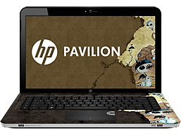 HP Pavilion dv6-3299er Rossignol Edition Entertainment Notebook PC