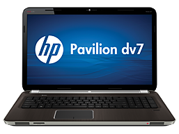 HP Pavilion dv7t-6b00 CTO Entertainment Notebook PC