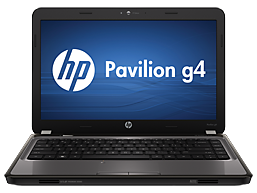 PC notebook HP Pavilion g4-1180br