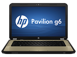 HP Pavilion g6-1051ex Notebook PC