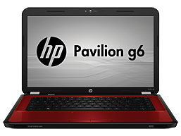 HP Pavilion g6-1325ea Notebook PC