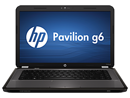 Notebook HP Pavilion g6-1232sl