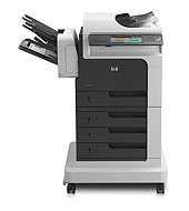 HP LaserJet Enterprise M4555fskm MFP - HP LaserJet MFP and All-in-One Products
