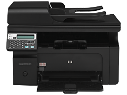 HP LaserJet Pro M1217nfw multifunktionsprinter