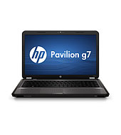 HP Pavilion g7-1000 Notebook PC series
