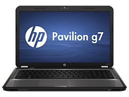 Ordinateur portable HP Pavilion g7-1043sf