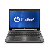 HP EliteBook 8560w Mobile Workstation - Products for business