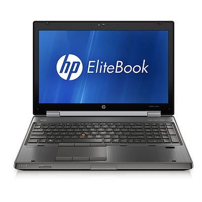HP EliteBook 8560w Mobile Workstation - Business Laptop and Tablet PCs
