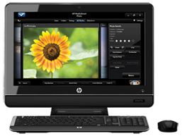 PC Desktop HP Omni 100-5210la