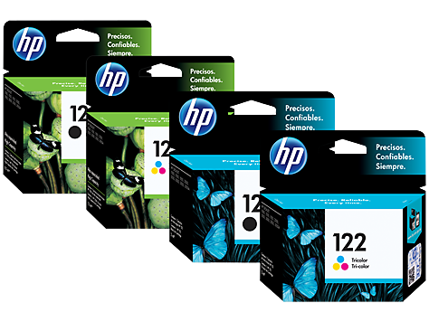 HP 122XL High Yield Tri-color Original Ink Cartridge
