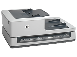 HP Scanjet N8460 Document Flatbed Scanner