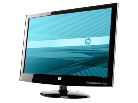 Monitor LCD HP x23LED de 23 pulg. con retroiluminación LED