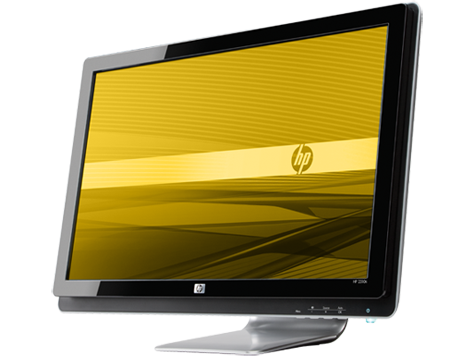 צג מסך רחב HP 2310ti Widescreen LCD Touchscreen Monitor בגודל 23 אינץ'