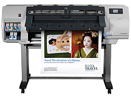 HP Designjet L25500 42-in Printer