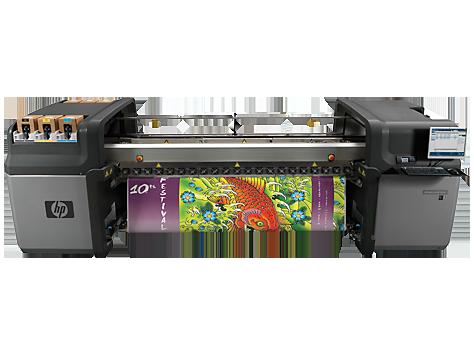 HP Scitex 11000 Industrial Press
