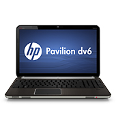 HP Pavilion dv6-6135dx Entertainment Notebook PC