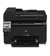 HP LaserJet Pro 100 color MFP M175 - Laser Multifunction Printers