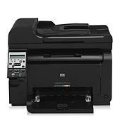 HP LaserJet Pro 100 color MFP M175