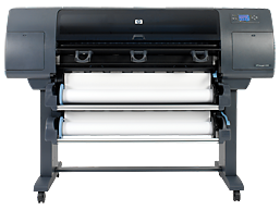 HP Designjet 4500 Printer