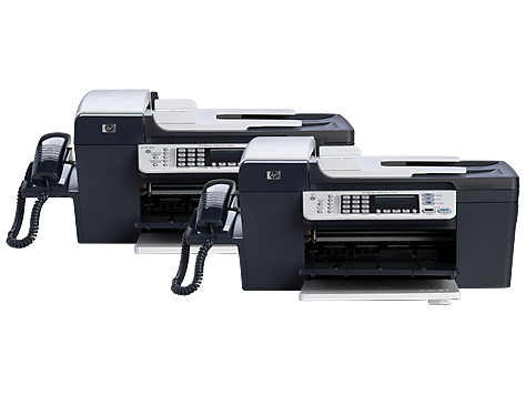 HP Officejet J5508 All-in-One Printer