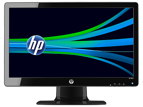 HP 2211x 21.5-inch LED Backlit LCD Monitor