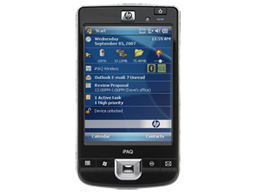 HP iPAQ 210 Enterprise Handheld