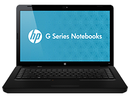 PC notebook HP G62-b70SP