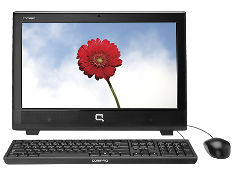 Compaq Presario All-in-One CQ1-3116LA Desktop PC