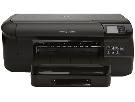 HP Officejet Pro 8100 ePrinter series - N811