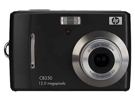 HP CB350 Digital Camera