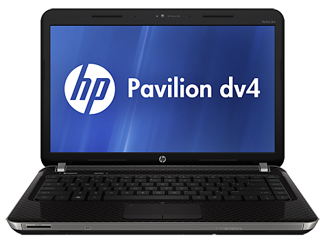 HP Pavilion dv4-4032nr Entertainment Notebook PC