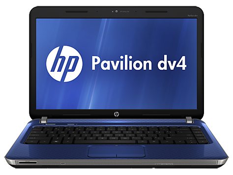 HP Pavilion dv4-4062la Entertainment Notebook PC