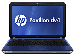 HP Pavilion dv4-4062la Entertainment Notebook PC