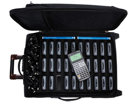Kit pour calculatrice graphique HP de classe 40gs