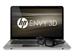 HP ENVY 17t-2100 CTO 3D Edition Notebook PC