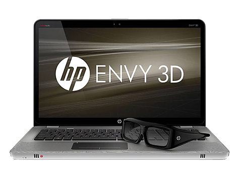 HP ENVY 17-1190nr 3D Edition Notebook PC