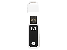 HP bt500 Bluetooth USB 2.0 Wireless Adapter