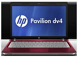 PC portátil de entretenimiento HP Pavilion dv4-4063la
