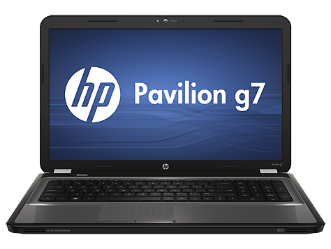 HP Pavilion g7-1329wm Notebook PC