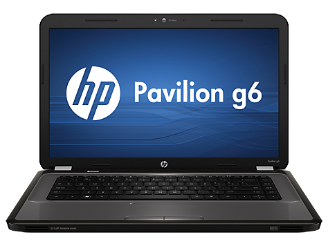 HP Pavilion g6-1210sr Notebook PC
