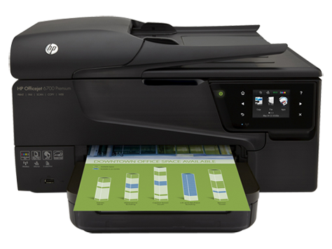 HP Officejet 6700 Premium e-All-in-One-Drucker - H711n