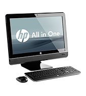 HP Compaq 8200 Elite All-in-One PC - Products for business